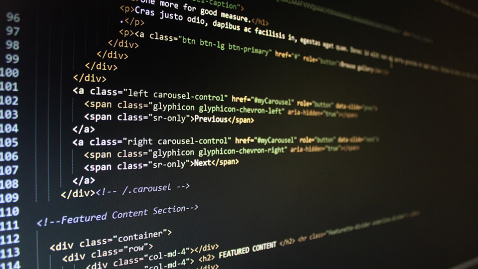 webiste code